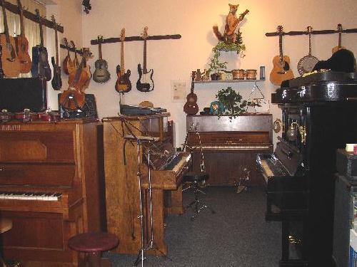 Ladění a oprava pian | Praha