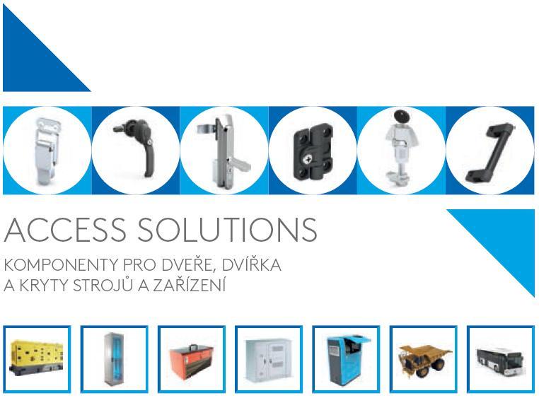 Access Solutions - víc než jen komponenty