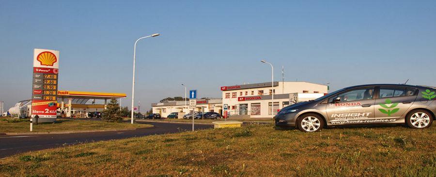 Autorizovaný servis Honda | Roudnice nad Labem