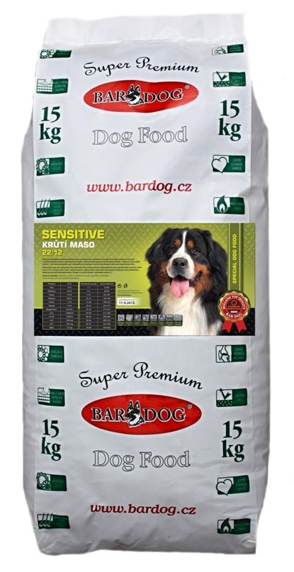 Granule Bardog - Sensitive