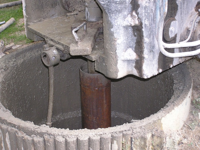 Vrtané studny do maximální hloubky 150 metrů | Náchod