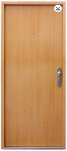 Bezpečnostní dveře Securido Olomouc