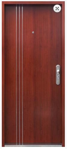 Kvalitní bezpečnostní dveře Securido Olomouc