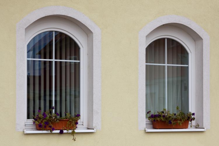 Kvalitní dřevěná okna Dačice