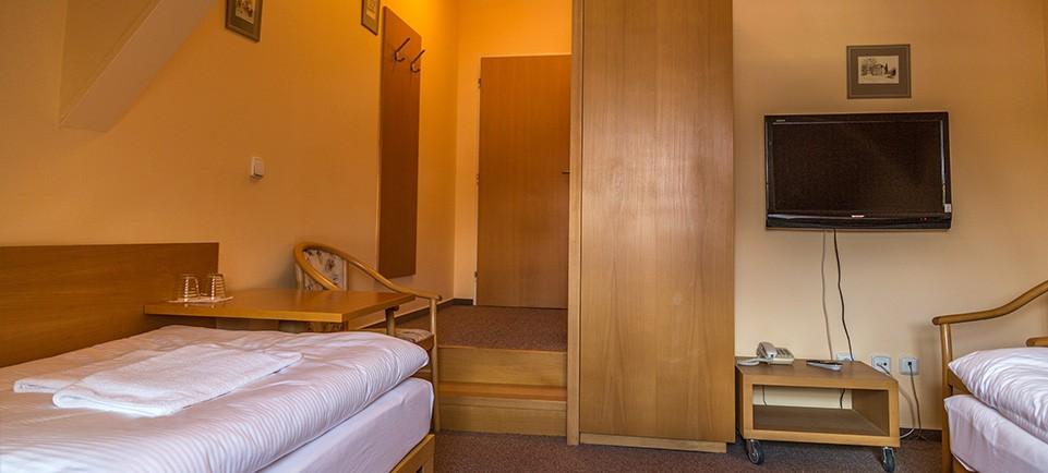 Hotel penzion Dačice, Česká Kanada