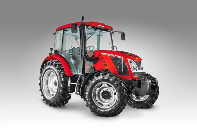 Autorizovaný prodej zemědělských traktorů Zetor | Kolín