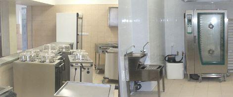 Kuchyňské zařízení Praha 9