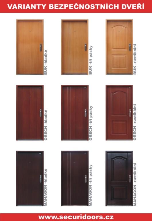 Skutečně kvalitní dodávka a montáž bezpečnostních dveří Securido