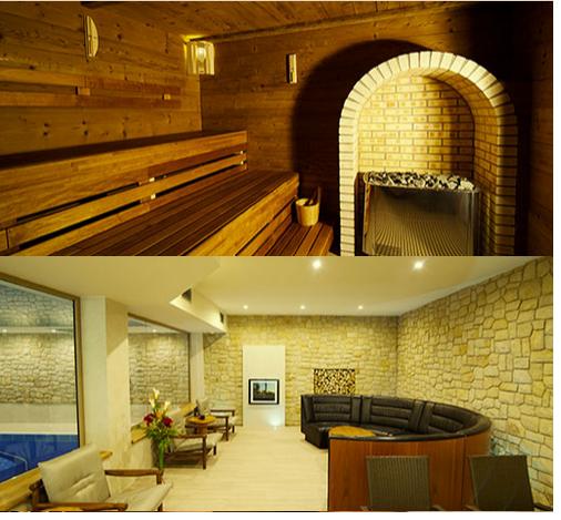 Wellness hotel Valeč, Vysočina