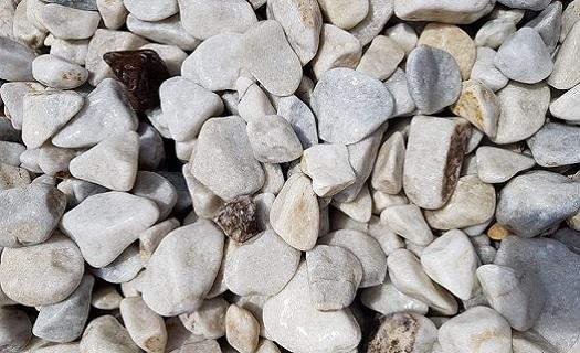 Prodej sypkých materiálu - štěrku, písku a lomové drti