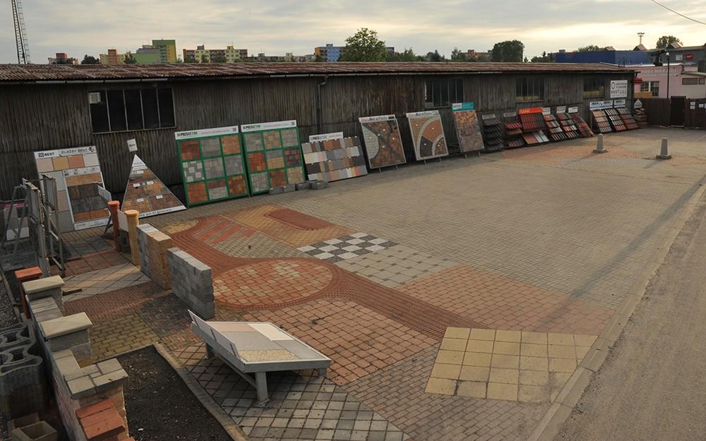 Dovoz stavebního materiálu Ostrava