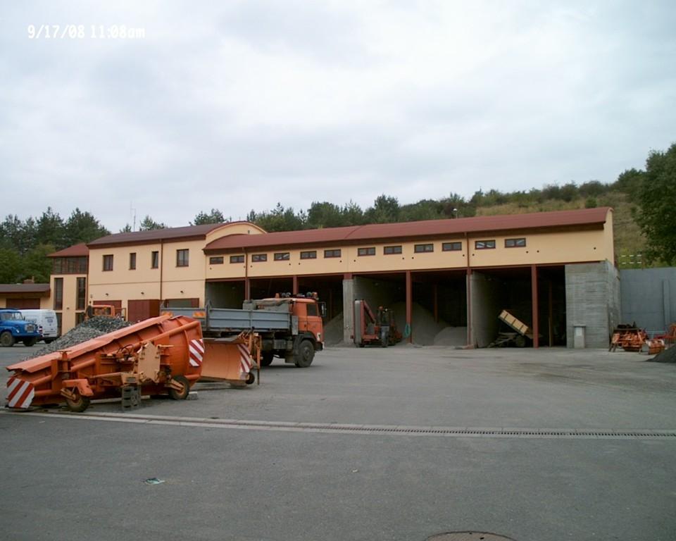 Projektování hal - CODE Pardubice