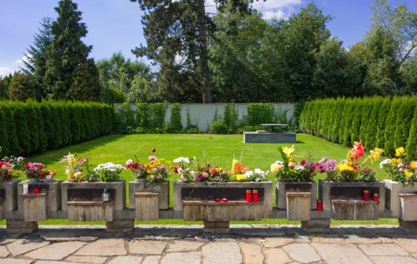 V oblasti pohřebnictví máme bohaté zkušenosti