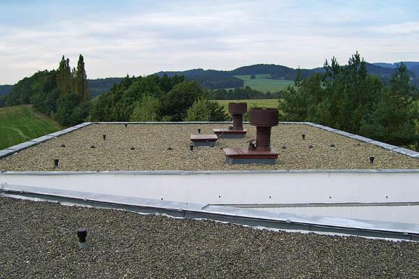 ploché střechy Rožnov, Valašské Meziříčí