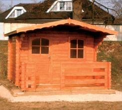 Dřevěné zahradní domky   Příbram
