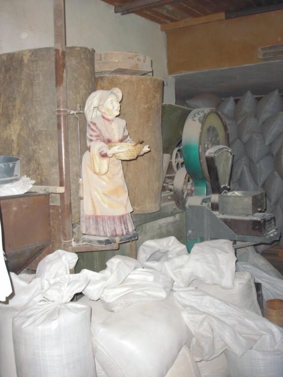 Exkurze, prohlídka, návštěva pohankového funčního mlýnu