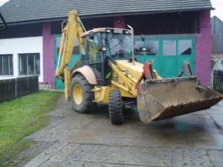 Zemní a výkopové práce v Mladé Boleslavi