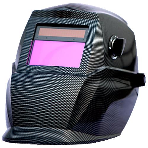 Samostmívací svářečské kukly s vynikající optickou kvalitou