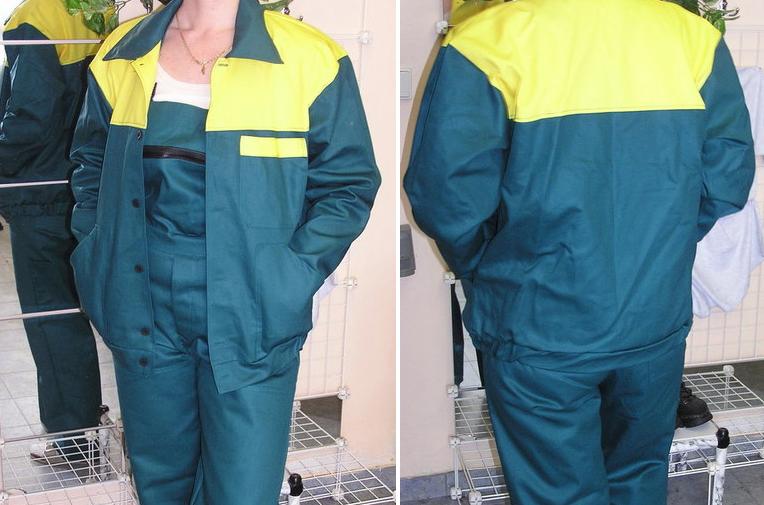 pracovní oděvy plzeň