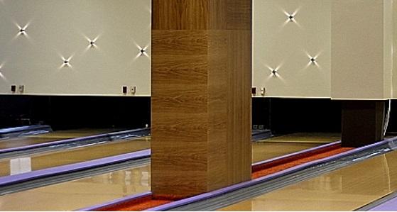 Pizza, bowling, sportovní přenosy v klimatizovaném prostředí