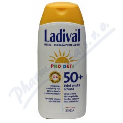 Ladival-opalovací krém pro děti, dětská kosmetika