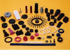 Silentbloky, vodící kladky a další výrobky z pryže a kovu