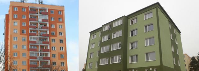 Stavební práce, natěračské práce i zateplení fasády   Šumperk