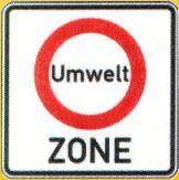 Ekologické plakety do zón v Německu Plzeň