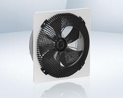 Axiálne ventilátory