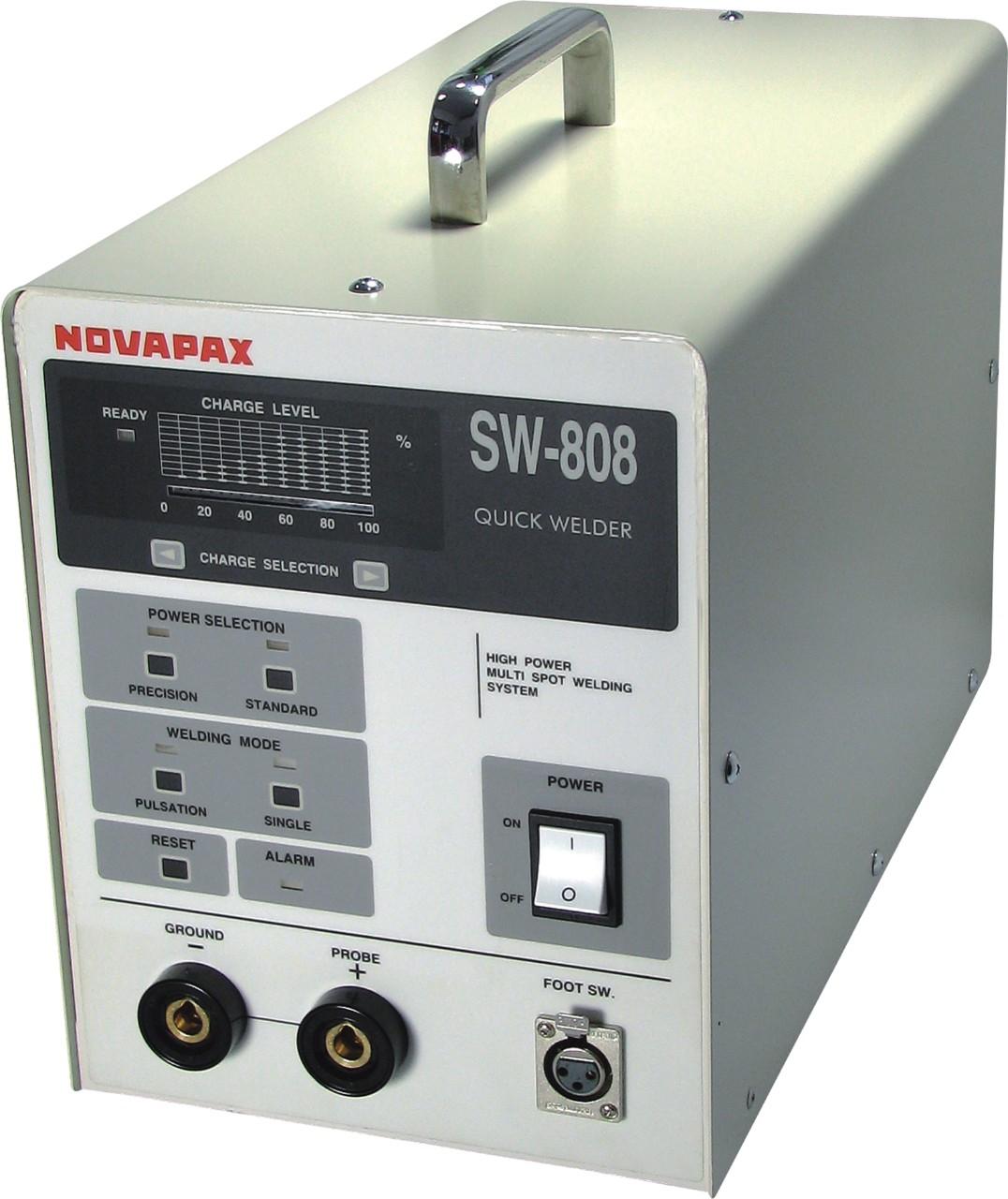 SW-808 bodové navařování