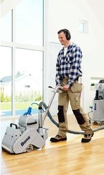 stroj na čištění podlah