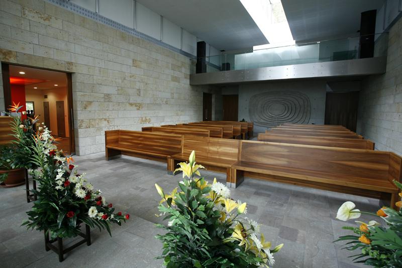 Pohřební služba - kremace, smuteční síň | Turnov