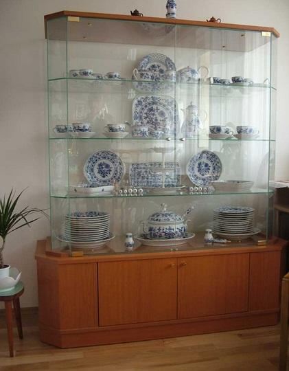 vitríny pro obchody i muzea
