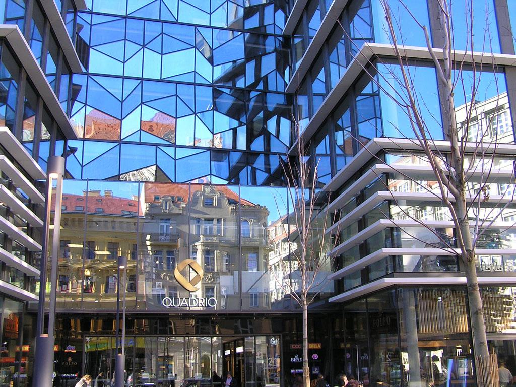 Technické zařízení budov Praha 4