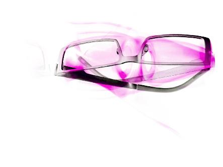 Kompletní dioptrické brýle, obruba + brýlové čočky, oční optika