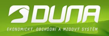 Účetní program DUNA – software ÚČTO pro podnikatele