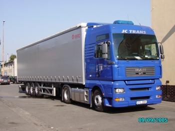Nákladní mezinárodní přeprava
