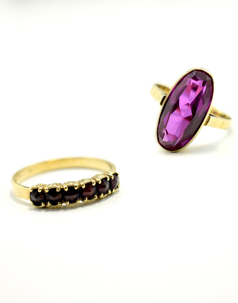zlaté prsteny v eshopu - online prodej
