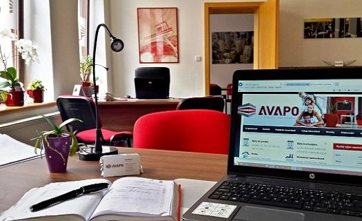 Realitní kancelář AVAPO
