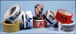 Samolepící, textilní, potištěné a LDPE pásky - výroba