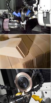 Auftragsproduktion von Werkzeugen für Holz- und Kunststoffbearbeitung Vydona Kremsier, Tschechien