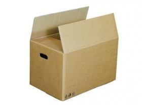 Pevné stěhovací krabice
