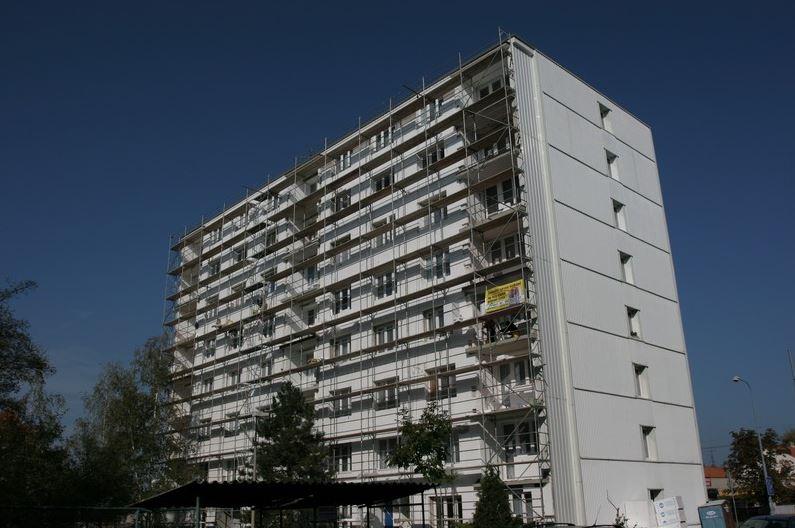 Opravy interiérů bytů Plzeň
