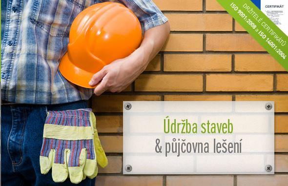 Opravy interiérů domů Plzeň