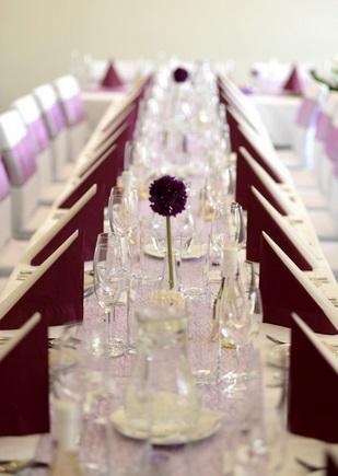 oslavy a svatby