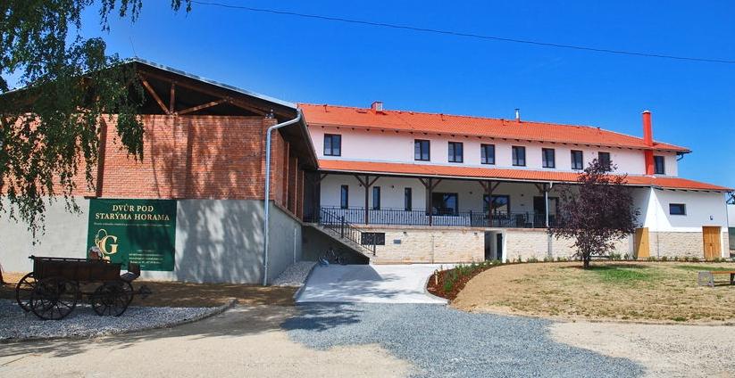 Penzion Boršice - ubytování a školící místnost pro firmy