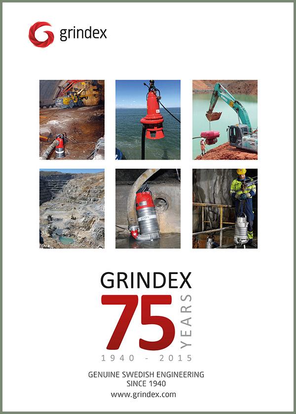 Ponorná kalová čerpadla Grindex - prodej i profesionální servis