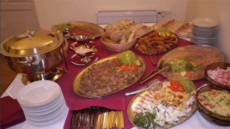 Cateringové služby Praha 10