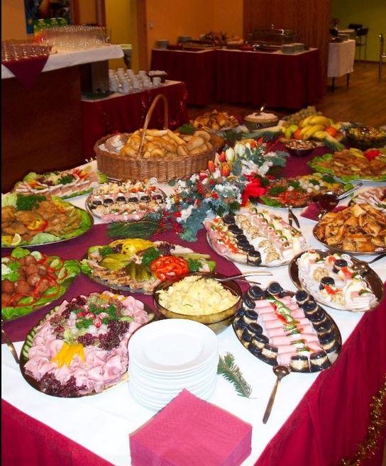 Cateringové akce Praha 10