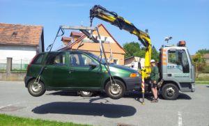 Ekologická likvidace vozidla, automobilů | Hradec Králové